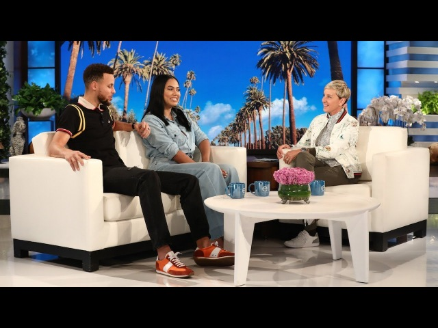 Can Ellen Get Steph Ayesha Curry to Reveal Their Baby's Gender?
