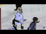 Моменты из матчей КХЛ сезона 16/17 • Опасный момент. Хацей Арсений (Югра) угрожал с пятака 16.09
