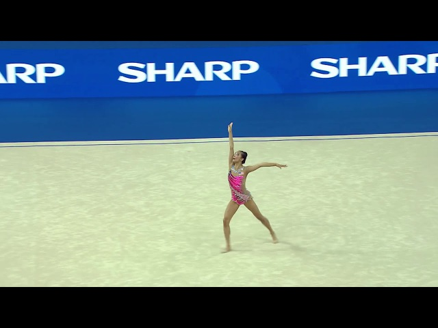 Laura Zeng - Hoop - 2017 World Rhythmic Gymnastics Championships - Qualifying