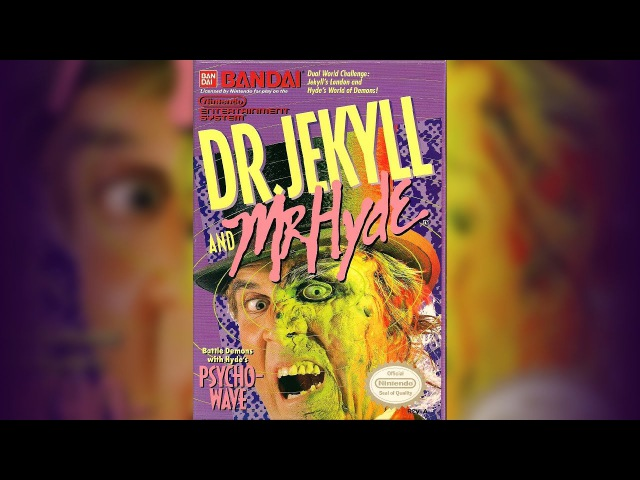 Dr. Jekyll Mr. Hyde - Title Screen