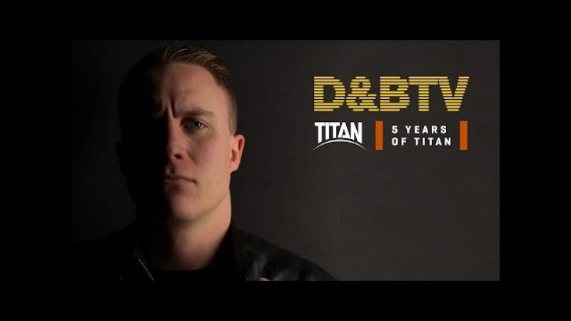 DBTV Live 219 5 Years of Titan Records - A.M.C MC Phantom