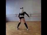 Malyshka dance twerk