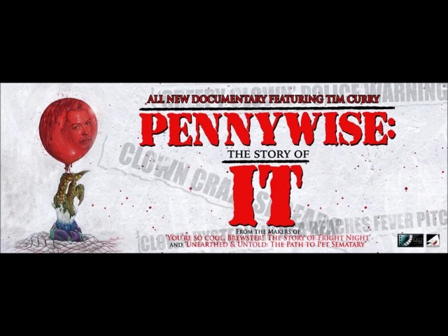 Interview with the Producer of Pennywise the Story of IT