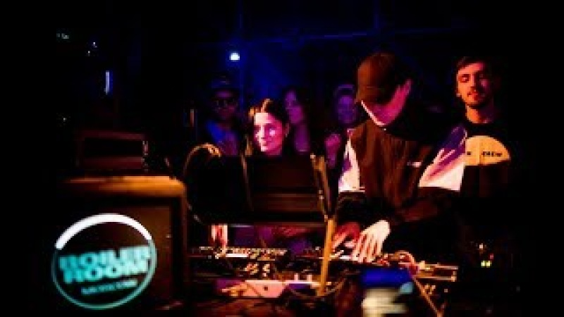 PTU Boiler Room x Ballantine's True Music: Hybrid Sounds Russia Live Set