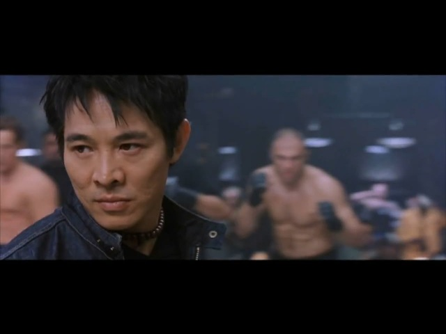 JET LI fight scene CRADLE 2