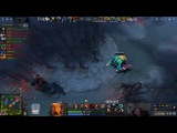 Tide forgot to check the weather before going for a swim  DotA 2 Gameplay  DotA 2 Highlights