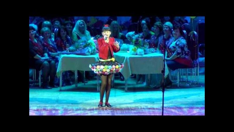 Диана Анкудинова. Йодль. Концерт Женщина года Автограда 2016