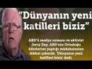 ABD'Lİ Medya UZMANI Ve Aktivist Jerry DAY '' DÜNYANIN YENİ KATİLLERİ BİZİZ '' DEDİ...