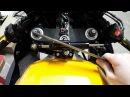 Обзор крепления демпфера руля для Honda CBR 929 RR Fireblade 2017.12.20 22:21:13