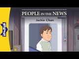 httpsvk.comtopnotchenglish People in the News Jackie Chan  Level 8  By Little Fox