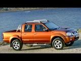 Nissan Pickup Navara Crew Cab UK spec D22