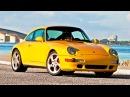 Porsche 911 Carrera S 3 6 Coupe US spec 993 '1996–97