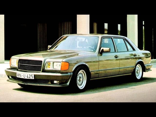 Lorinser Mercedes Benz 500 SEL US spec W126