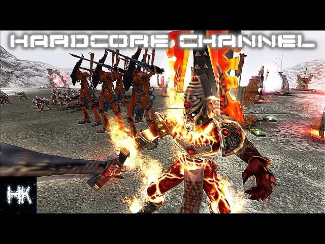 Warhammer 40 000 multiplayer Hardcore 159 Вы че о***ли с 2 сторон?