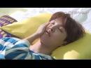 [Озвучка by Cara Linne] Cъёмки DayDream и Airplane / j-hope 1st mixtape MV Shooting 1