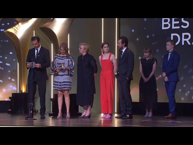 7th AACTA Awards | AACTA Award for Best Drama Television Series