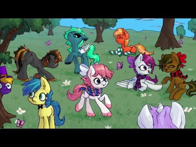 Ponytown OST 08 Clopping