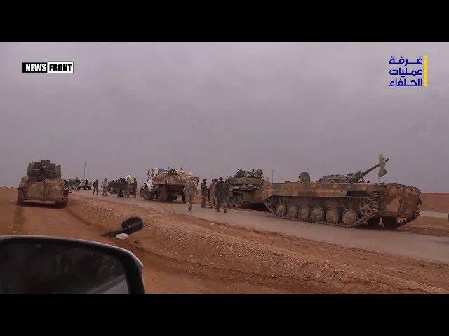 САА и КСИР к штурму «оплоту ИГ*» Абу-Кемаля готовы