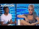 LEAK NFLs Marvin Jones AUDITION For American Idol Gives Katy Perry Leg Goosebumps! American Idol