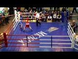Садов Вадим  vs Жоржин Егор , финал 38,5 kg