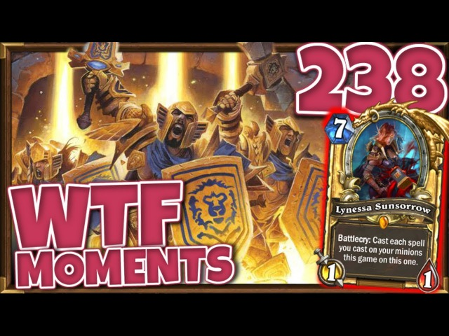 Hearthstone WTF Moments Ep.238