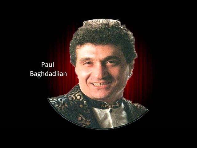 PAUL BAGHDADLIAN - ERGEL CHEM KAROGH