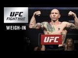 Прямая трансляция взвешивания участников UFC Fight Night Orlando