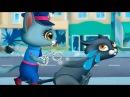 Мультики про котят КОТЕНОК СУПЕРГЕРОЙ новый Игровой мультфильм для детей Игра для малышей Три кота