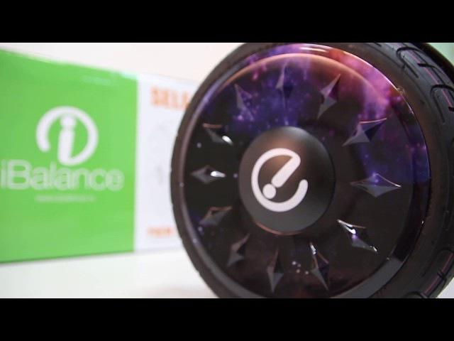 Обзор гироскутера iBalance Prem. Сравнение с Smart Balance 10.5 дюймов Premium.