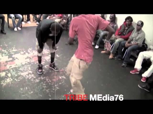 2K11: King Rashad vs. DJ Manny