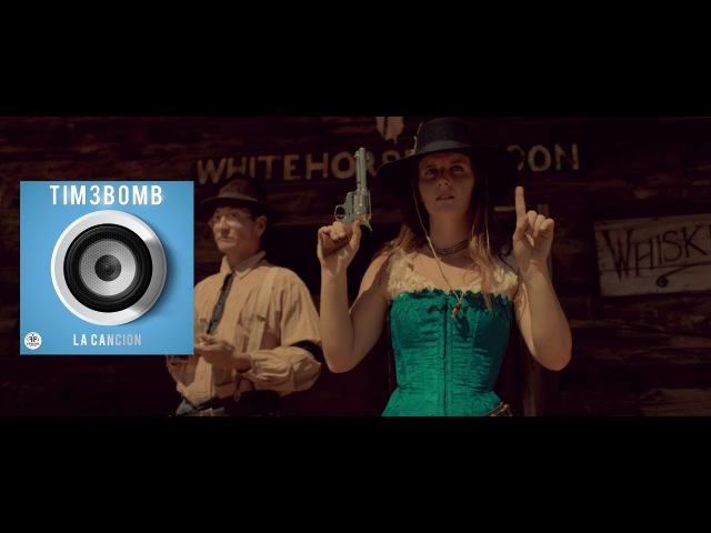 Tim3bomb - La Cancion (Official Video) 8K Quality World Premier