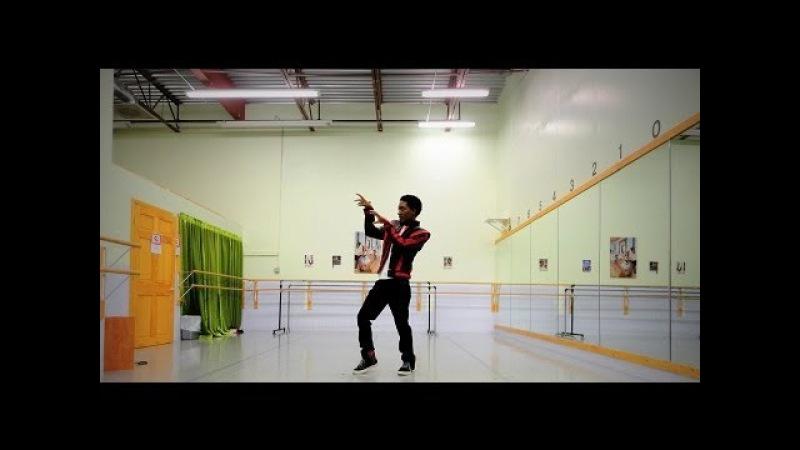 Michael Jackson Thriller Dance 2.0