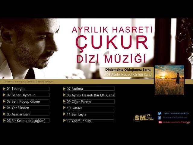 Çukur - Ayrılık Hasreti - Seyfi Yerlikaya Özge Öz Erdoğan (Orijinal Dizi Müziği)