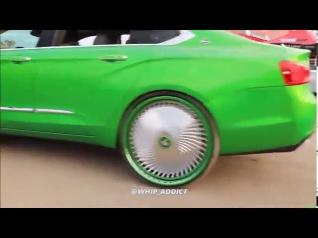 Крутой тюнинг стайлинг авто
