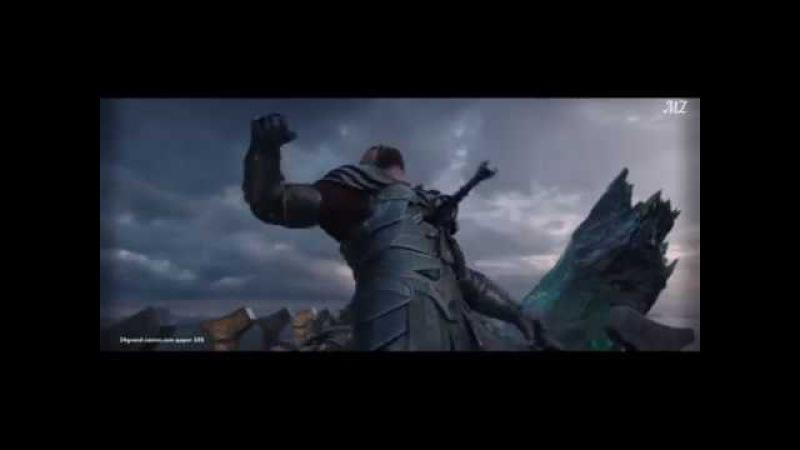 Тор: Рагнарёк || Огнем и мечом