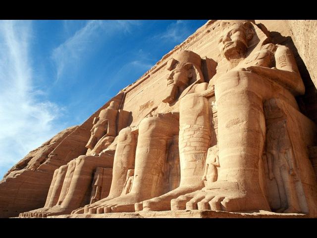 Giant Humans Built High Tech Ancient Monuments