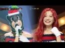 JOY (Red Velvet) - Just In Love Cover [The King of Mask Singer Ep 122]