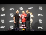 Хабиб Нурмагомедов 🆚 Тони Фергюсон #UFC223