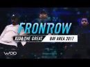 Kida The Great FrontRow World of Dance Bay Area 2017 WODBAY17