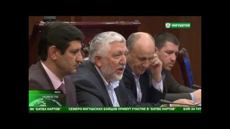 В Совбезе встретились с родными задержанных по подозрению в участии нападения н...