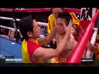 Wisaksil Wangek Vs Roman Gonzalez 2 KO Full Fight 2017 HD