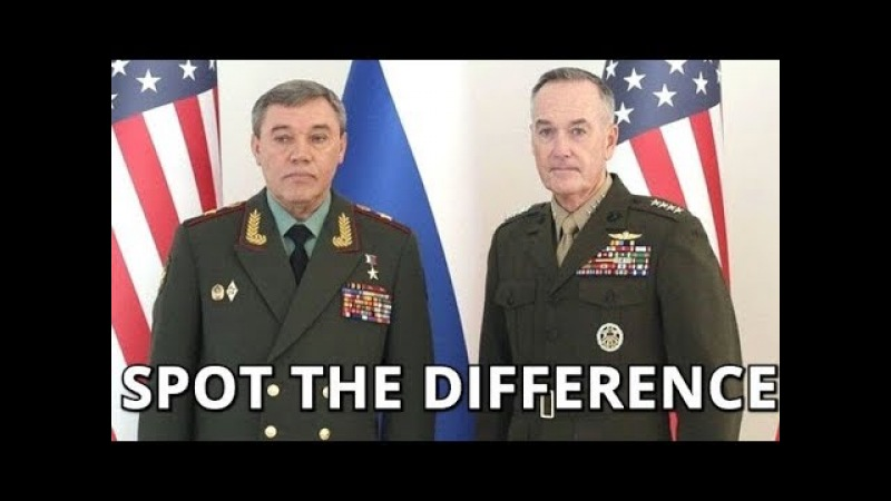 What's The Main Difference Between Russian and American Generals? - Top Russia's Anchor Explains