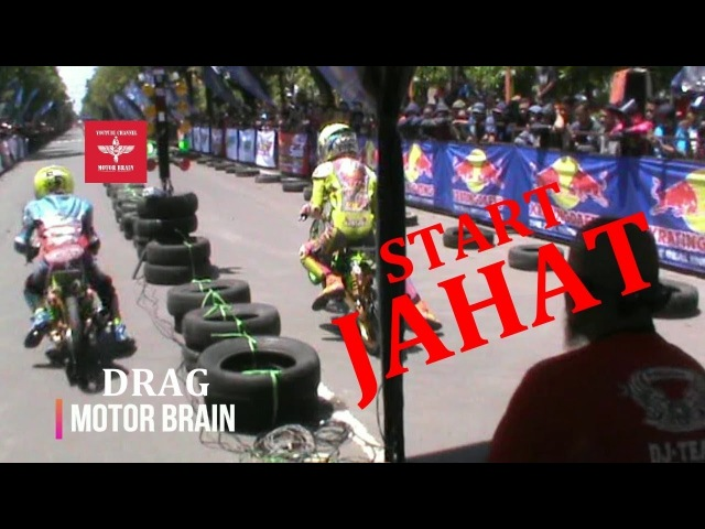 DUEL JUPITER JAHAT Dwi AW Team B2 VS Ade Mrongky IJO R SPEED VIDEO DRAG BIKE