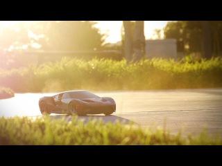 Supercar Sidewalk Session   Traxxas Ford GT