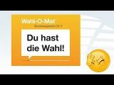 Wahl-O-Mat  Manipulation des Stimmviehs zur BTW17