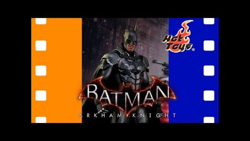Фигурка Бэтмен: Рыцарь Аркхема | Batman Arkham Knight Hot Toys