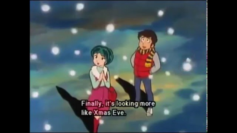 Urusei Yatsura: Ataru falls in love with Lum