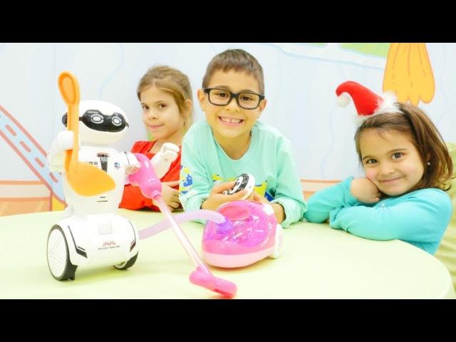 Fındık Ailesi yardımcı robot alıyor