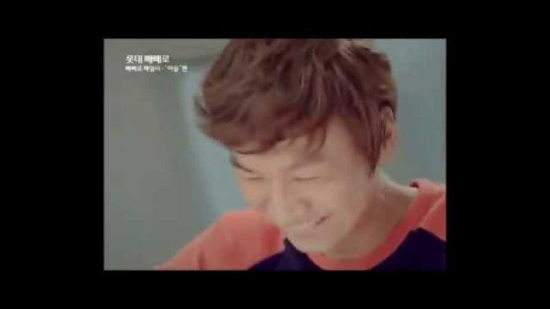 [Korean TVC] Lee Kwang Soo - New pepero CF