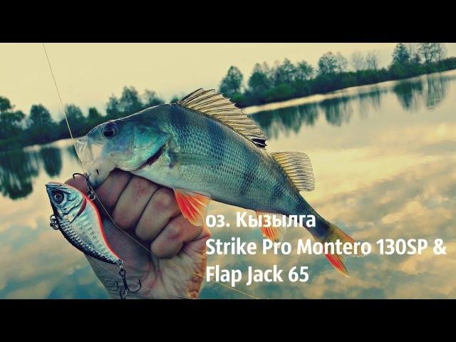 WhiteRiverUfa. оз Кызылга. Strike Pro Montero 130SP Flap Jack 65